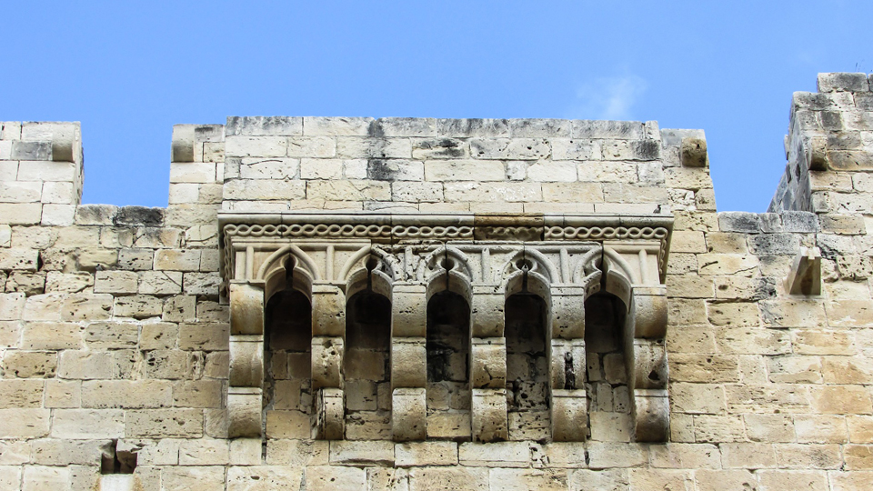 Κάστρο του Κολοσσιού Κύπρος
