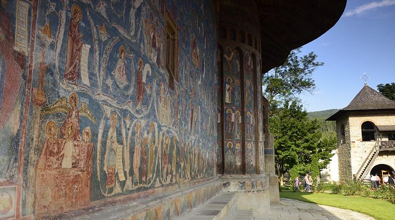 Βαμμένα Μοναστήρια