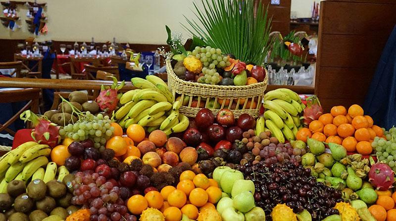 Απολαύστε την απεριόριστη ποσότητα σε φρέσκα φρούτα