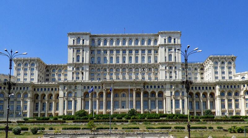 Το Κοινοβούλιο της Ρουμανίας
